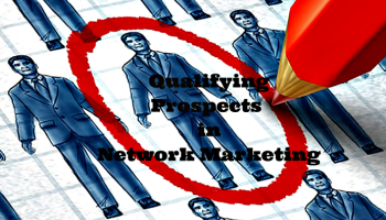 Qualifying Your Prospects – A Simple Formula